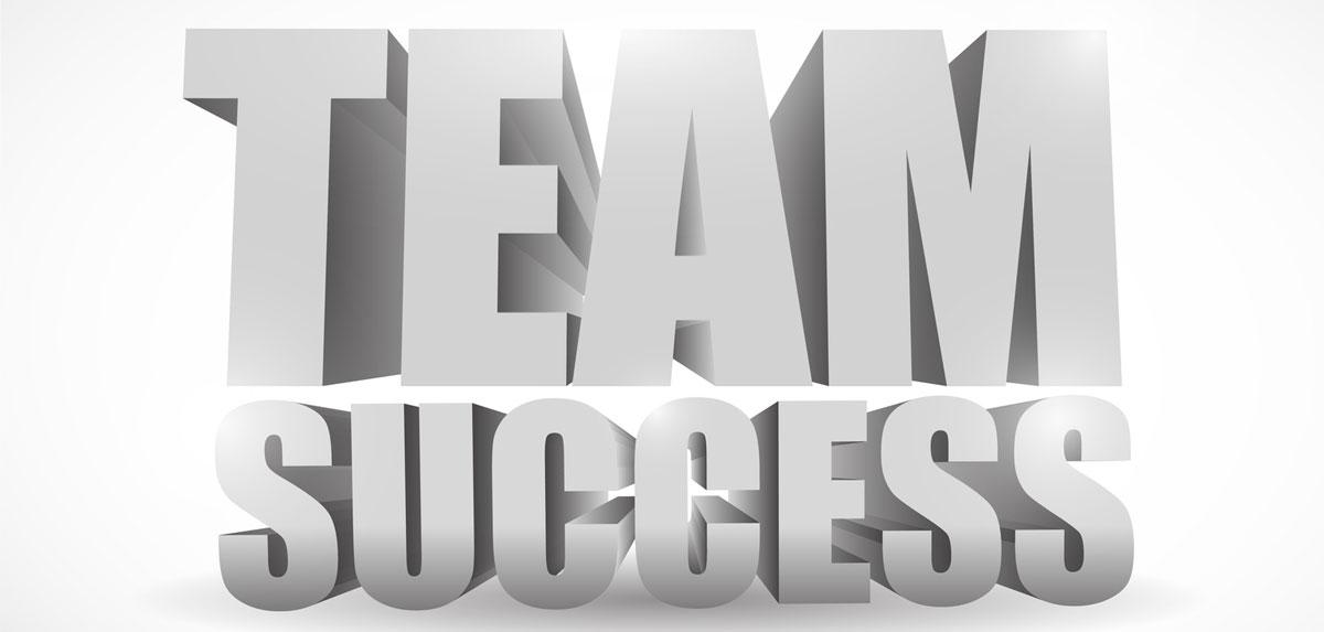 Team Success Graphic