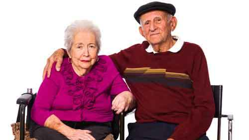 Senior couple adult day care pricing