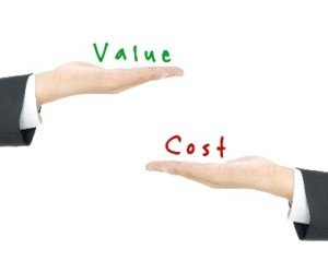 Adult Day Care, Value vs Cost hands