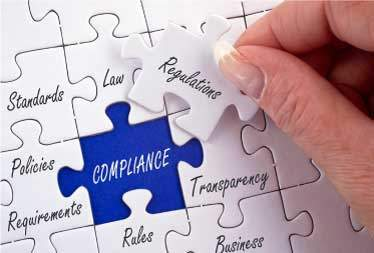 Compliance & Regulations jig-saw puzzle