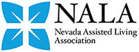 Nevada assisted living association logo