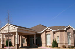 Retirement residence group home front